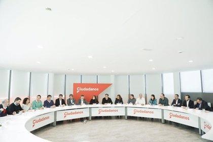 """Marín (Cs) ve en 2018 un año para prepararse """"para ganar elecciones y entrar en gobiernos"""""""