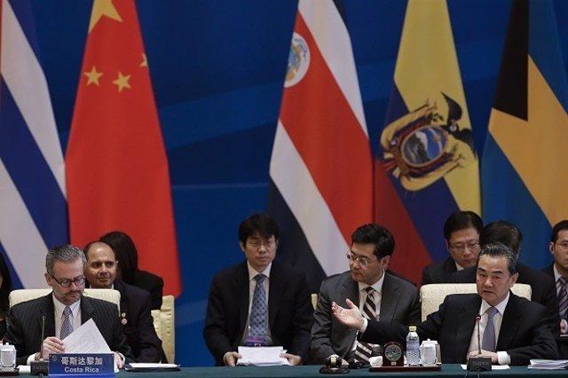 Encuentro China-CELAC celebrado en Santiago