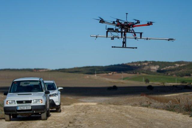 Nota De Medio Ambiente Drones Seguimiento Fauna