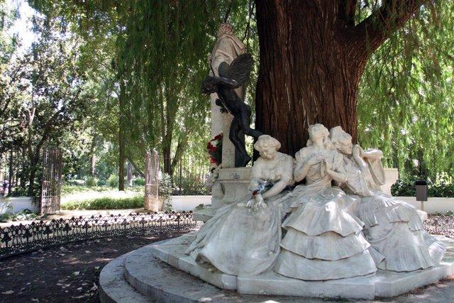 Parque Maria Luisa en Sevilla