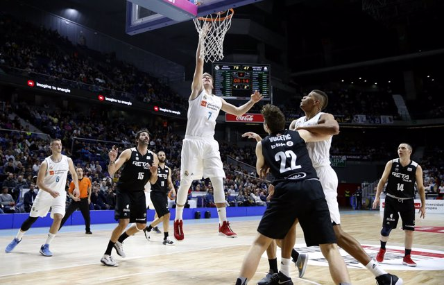 Real Madrid RETAbet Bilbao Basket