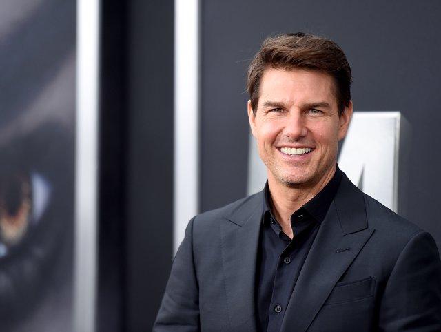 Tom Cruise Misión Imposible