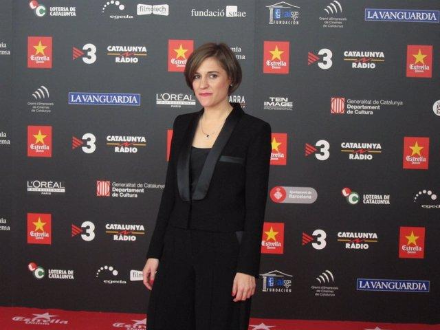 La directora catalana Carla Simón
