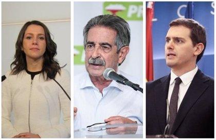 Arrimadas, Revilla y Rivera, los políticos que los españoles querrían tener como jefes