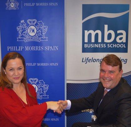 Philip Morris Spain y MBA Business School renuevan su apoyo a los emprendedores canarios con nuevos premios este 2018