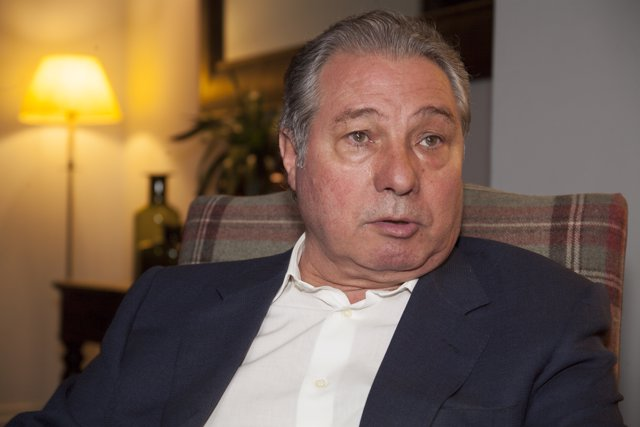 Elías Iglesias, presidente de Ancove