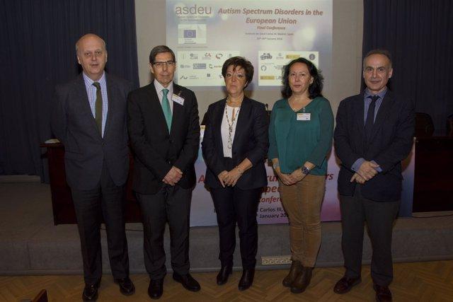 Reunión del proyecto europeo ASDEU sobre autismo