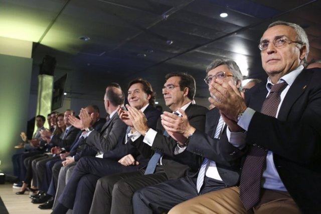 Alejandro Blanco y Lete en la Gala de la APDM