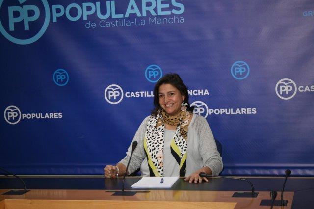 Gpp Clm (Cortes De Voz Y Fotografia) Cesárea Arnedo En Rueda De Prensa, 290118