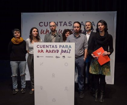 Unidos Podemos propone unos Presupuestos de 2018 con 24.500 millones más de gasto