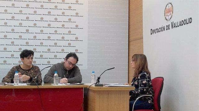 Ana Vázquez comparece ante la comisión de Meseta Ski