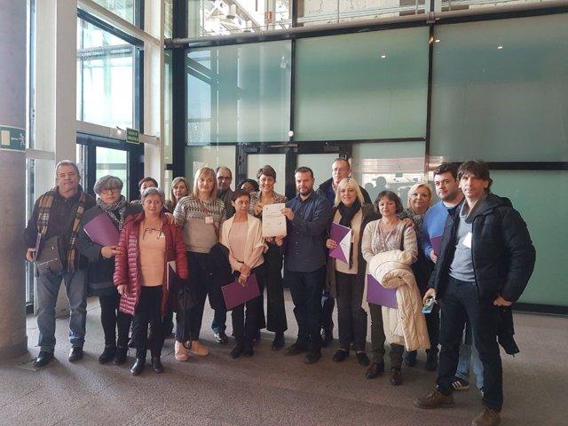 Podemos Comunidad de Madrid proposición ley