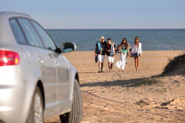 Los jóvenes de entre 19 y 21 pueden alquilar vehículos con Goldcar