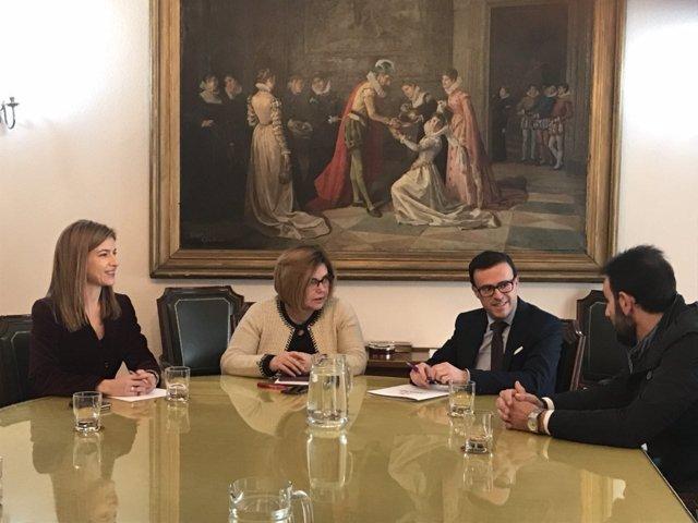 Reunión de presidentes diputaciones provinciales