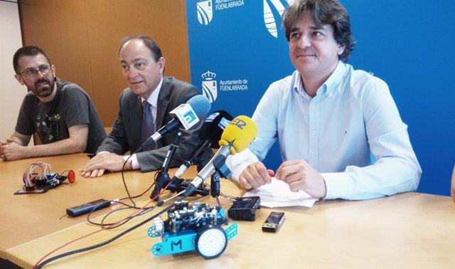 Javier Ayala, concejal de Fuenlabrada