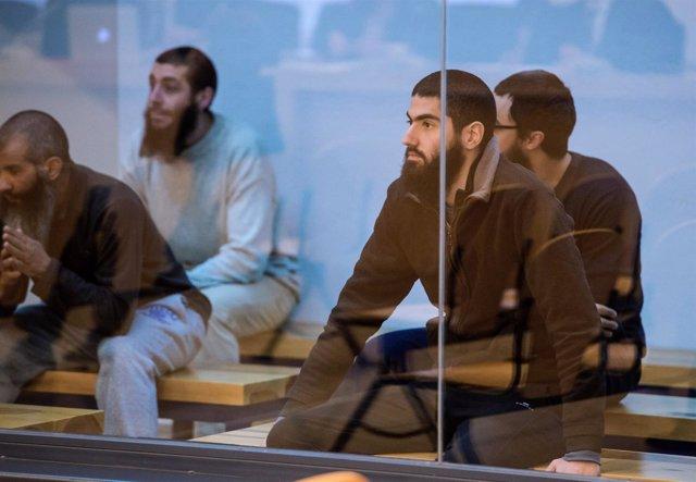Juicio de la célula yihadista que planeó atentar en Cataluña