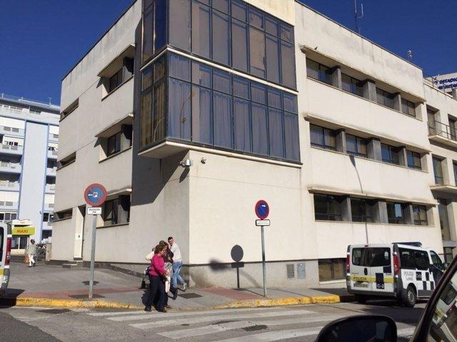 Comisaría Policía Local de Cádiz