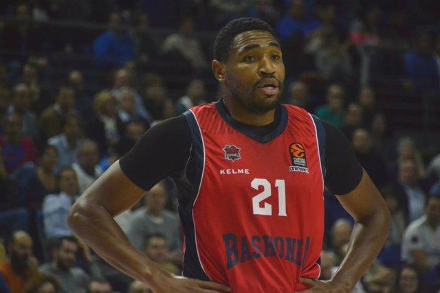 Kevin Jones (Baskonia)