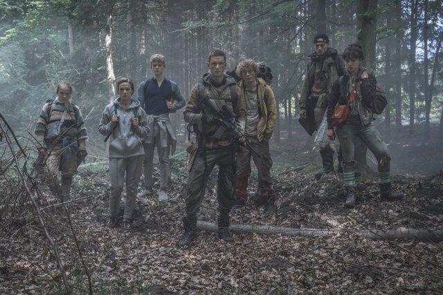 El tráiler de The Rain, la nueva serie de Netflix