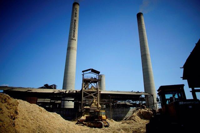 Fábrica de producción de azúcar en Ciro Redondo