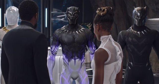 Traje de Black Panther (Pantera Negra)