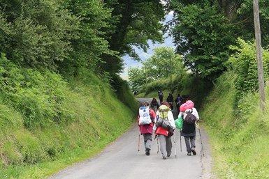 El camí de Sant Jaume i el programa Erasmus, guanyadors dels Premis Xavier del Turisme-HTSI (WIKIMEDIACOMMONS)