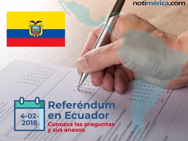 14 Millones De Ecuatorianos Acudiran El 4 De Febrero A Sufragar
