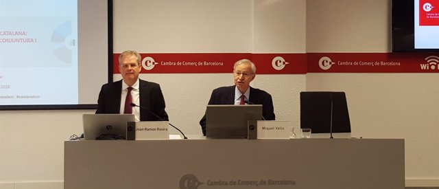Joan Ramon Rovira y Miquel Valls