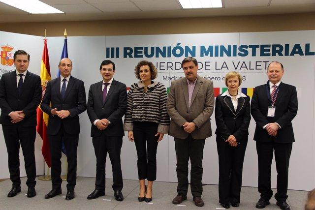 Reunión del grupo de la Declaración de La Valeta