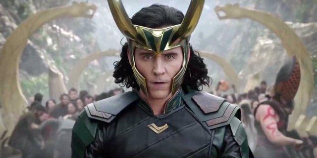 Loki en Thor: Ragnarok