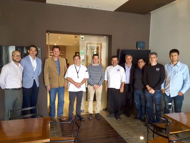Nt De Prensa Y Foto Cooperación Ecuador
