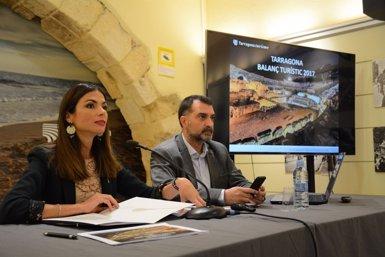 Tarragona va registrar rècord de turistes el 2017 i va aconseguir el mig milió (AYUNTAMIENTO DE TARRAGONA)