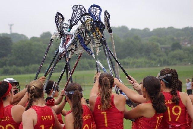 Selección femenina de lacrosse
