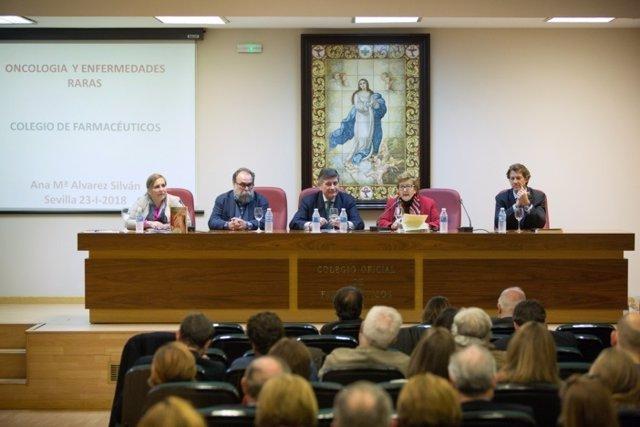 Jornada organizada por la Fundación Mehuer y Janssen