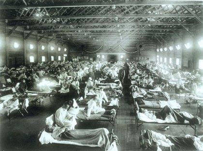100 años de la 'Gripe española': 12 datos que igual no sabías