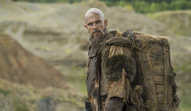 Gustaf Skarsgrd en Vikings