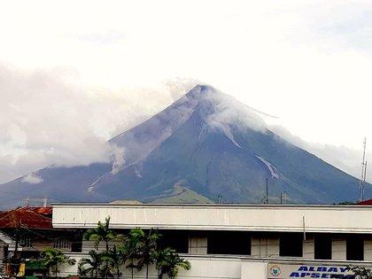 World Vision proporciona ayuda urgente a 10.000 personas afectadas por el volcán Mayón en Filipinas