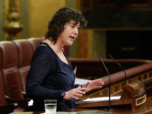 Teresa Jordà, diputada de Esquerra
