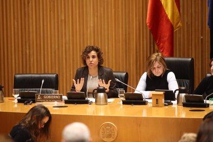 Montserrat anuncia la reforma de 20 artículos de la Ley Integral para aplicar el Pacto de Violencia de Género