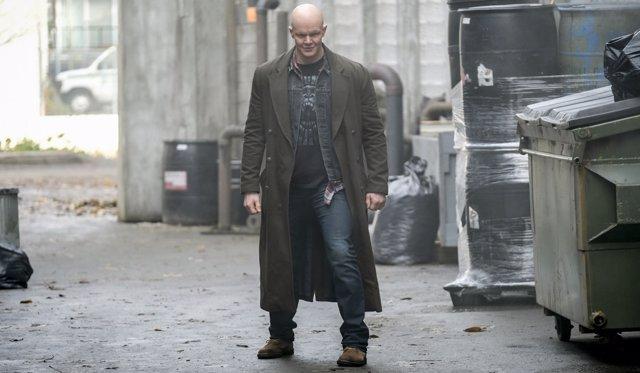 Derek Mears en The Flash