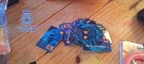 Desarticulada red de clonado de tarjetas