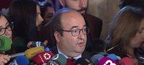 """Iceta comprende los mensajes """"personales"""" de Puigdemont"""
