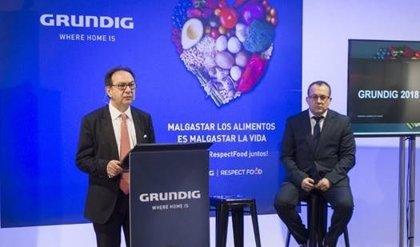 Grundig pone en marcha la campaña 'Respect Food' contra el malgasto de alimentos en España