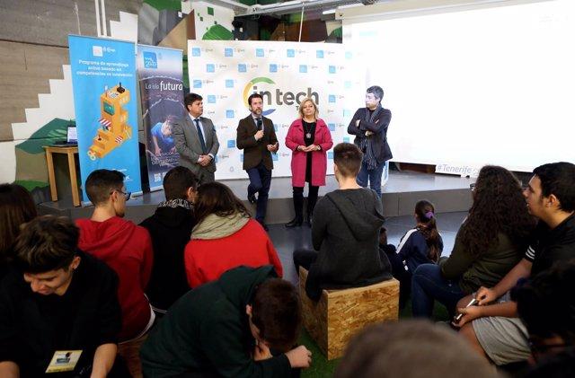 Presentación del II Desafío Tenerife 2030
