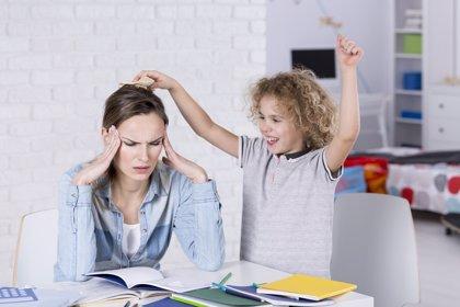 Un hiperactivo en casa: incapaz de estar quieto