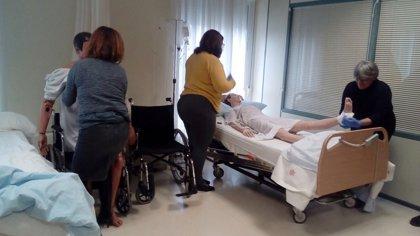 La Fundación GoodJob forma a quince personas con discapacidad en un curso de atención sociosanitaria