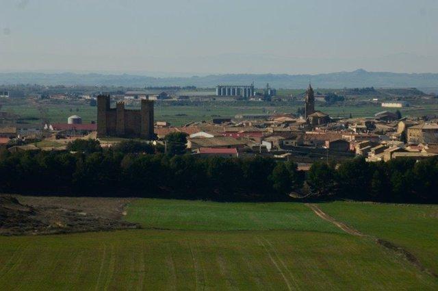 La Cooperativa San José tiene su sede en Sádaba (Zaragoza)