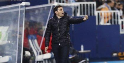 """Garitano: """"El 1-1 nos mantiene en la eliminatoria"""""""