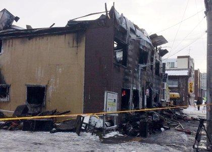 Mueren once personas en un incendio en una residencia pública para mayores en el norte de Japón