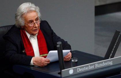 Una superviviente de Auschwitz alerta de que el antisemitismo sigue vivo en Alemania